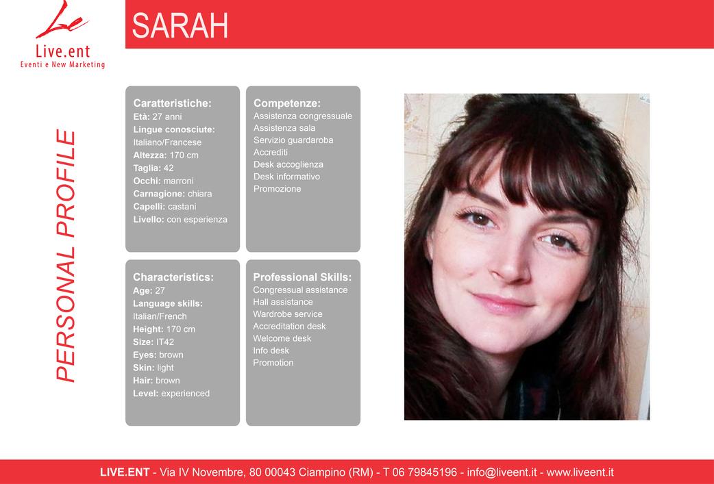 0033 Sarah